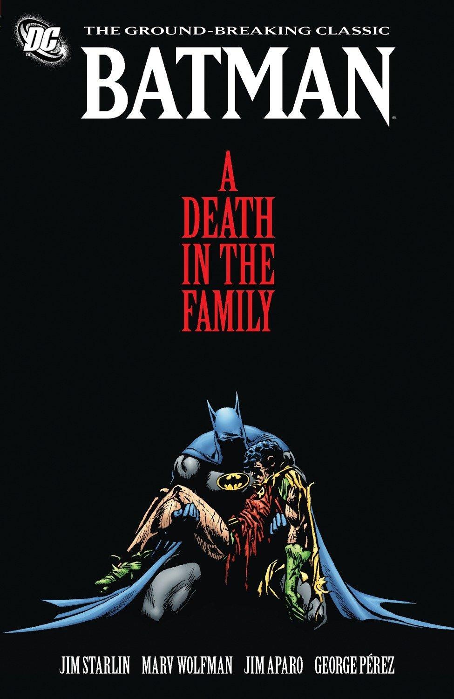 Batman: A Death in the Family: Amazon.in: Starlin, Jim, Wolfman, Marv: Books